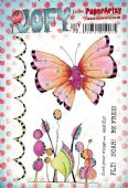 PaperArtsy Mounted Rubber Stamp Set JOFY Collection 79 - JOFY79